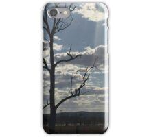 Light paddock iPhone Case/Skin