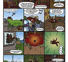 Comic of Origins by Longburns