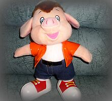Porky Pig - a gift by EdsMum