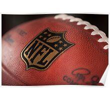 NFL Football Poster