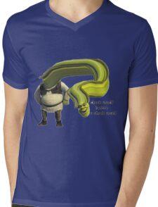 Shrek Yourself Before You Wreck Yourself Shirt Mens V-Neck T-Shirt