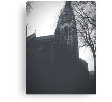 St. Mary Abbot Canvas Print