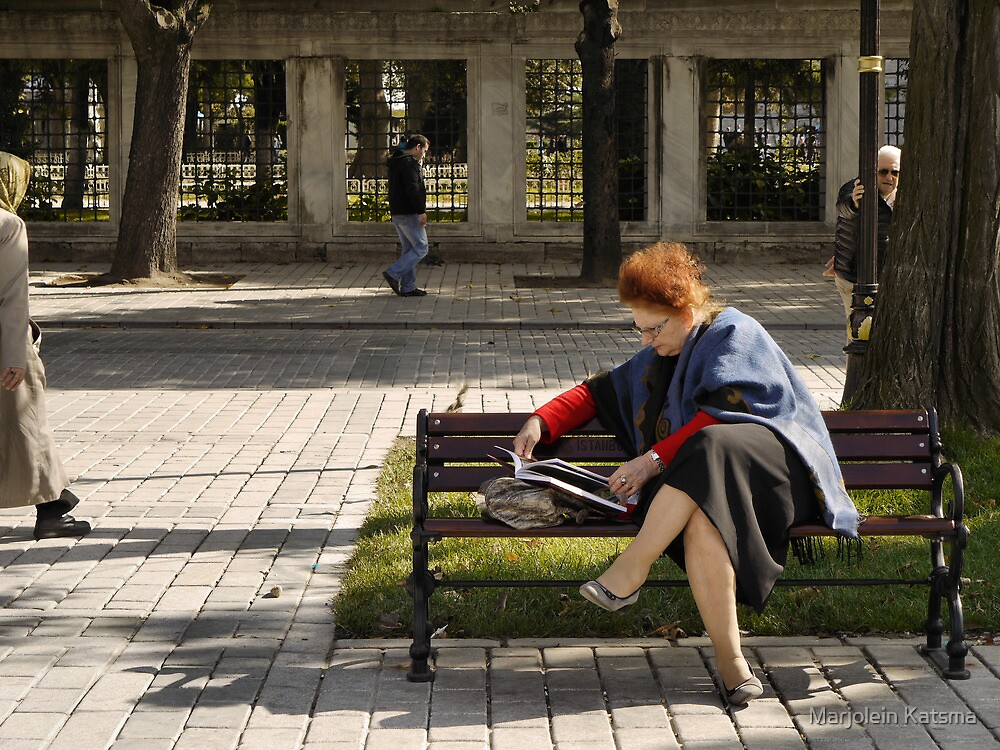 People in Istanbul - The new book by Marjolein Katsma