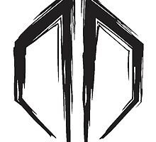 Destroid Dubstep Black Logo by FeatherLigure