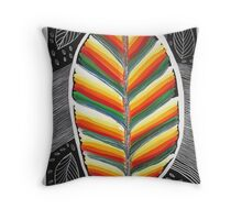 Turn a new Leaf Throw Pillow