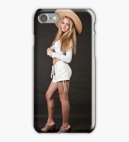 Seductive Kate  iPhone Case/Skin