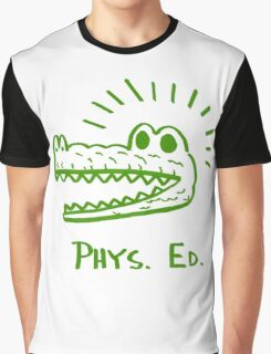 Phys Ed Graphic T-Shirt