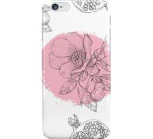 grapefruit iPhone Case/Skin