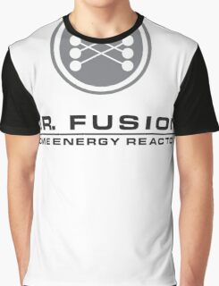 MR FUSION | Back to the Future Graphic T-Shirt