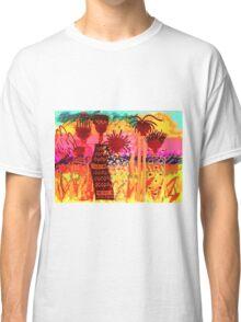 Hawaiian Sisters T-Shirt Classic T-Shirt
