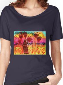 Hawaiian Sisters T-Shirt Women's Relaxed Fit T-Shirt