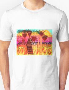 Hawaiian Sisters T-Shirt Unisex T-Shirt