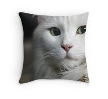 My Get What I Want Face Throw Pillow