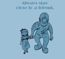 Bioshock - Close to friends by NArcuri75