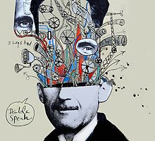 deconstructing george orwell by Loui  Jover