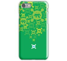 Spod Monsters ATTACK!!! iPhone Case/Skin