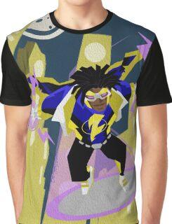 Detective Comics Presents: Superhero Static Shock! Graphic T-Shirt