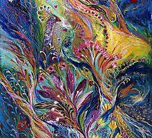 The Night Wind ... visit www.elenakotliarker.com to purchase the original by Elena Kotliarker