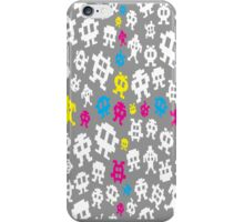 Space Invaders Attack iPhone Case/Skin