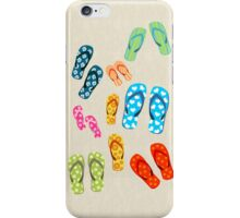 FlipFlop Fever iPhone Case/Skin