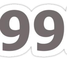 DOB - 1995 Sticker