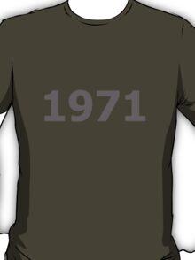 DOB - 1971 T-Shirt