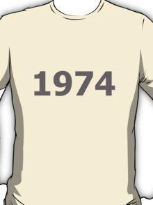 DOB - 1974 T-Shirt