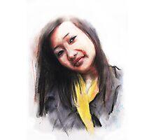 Navina. Bhutanese Woman Photographic Print