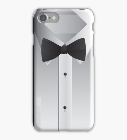 Dressed for the evening iPhone Case/Skin