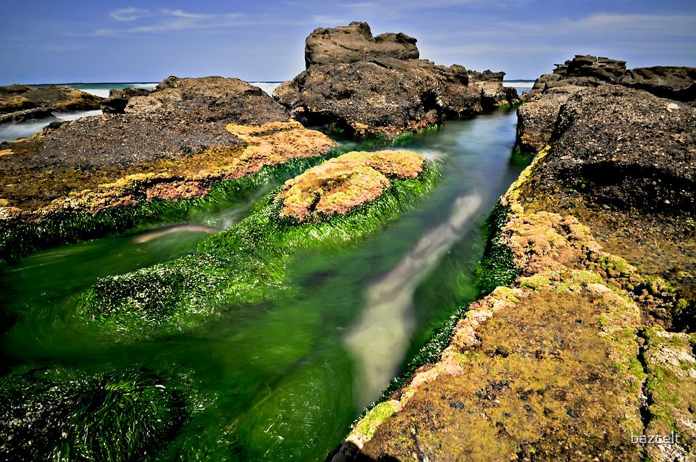 Green, Green Grass of Home by bazcelt