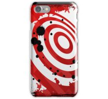 Power target iPhone Case/Skin