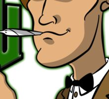 Doctor Greenthumb Sticker