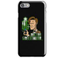 Doctor Greenthumb iPhone Case/Skin