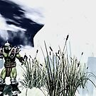 The Warriors  way. by alaskaman53