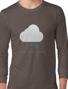 Snowing Long Sleeve T-Shirt