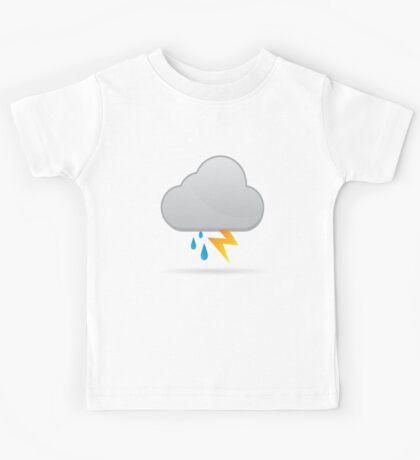 Thunder Storm Kids Tee