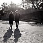 Winter sun in Paris by wendys-designs