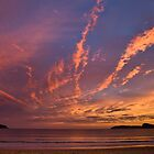 Broken Bay Sunset by Damian Gobbo