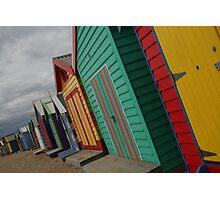 Brighton Beach Melbourne Photographic Print