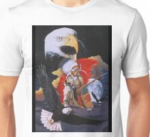 Eagle Warrior Unisex T-Shirt