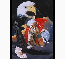 Eagle Warrior Unisex T-Shirt
