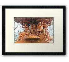 Gods and Goddesses Framed Print