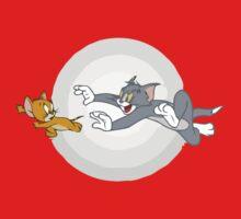 Tom & Jerry One Piece - Short Sleeve
