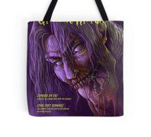 Chiller Theatre Print Tote Bag