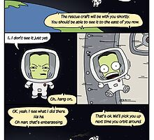 Kerbal Space Rescue Program. by Longburns
