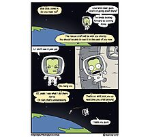 Kerbal Space Rescue Program. Photographic Print