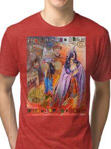 In the Beginning2 Tri-blend T-Shirt