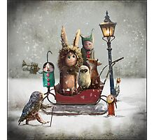 """Winter"" Photographic Print"