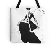 Edwardian Huntress Tote Bag