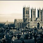 Lincoln Cathedral by LincolnDispImgs